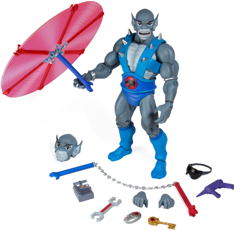 - Super7 - Thundercats ULTIMATES! Figure - Panthro (Reissue Collection)