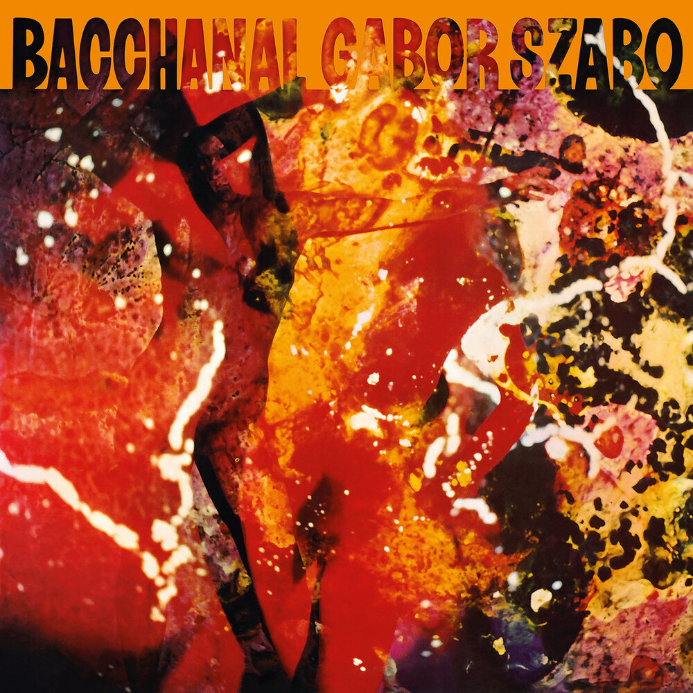 Gabor Szabo - Bacchanal (Bonus Tracks) [Reissue]