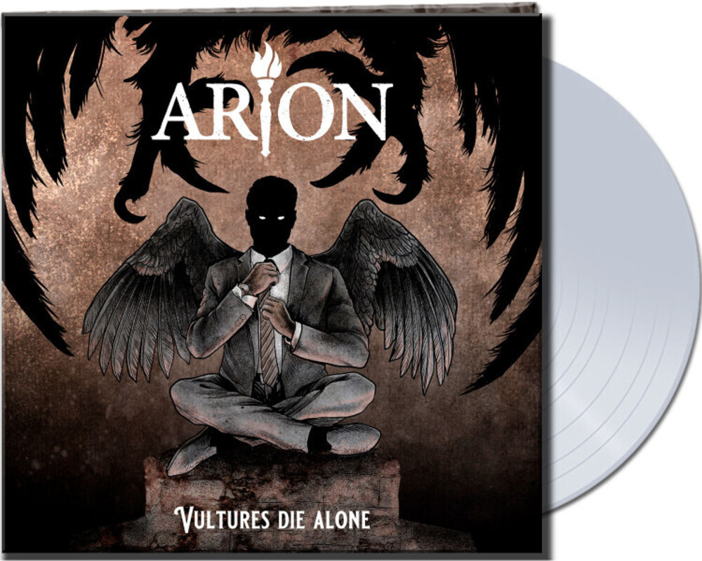 Arion - Vultures Die Alone (Transparent Vinyl)