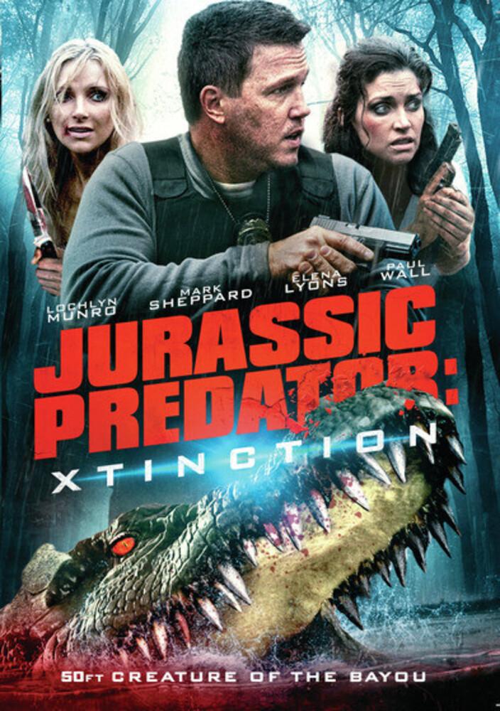 - Jurassic Predator: Xtinction / (Mod Mono)