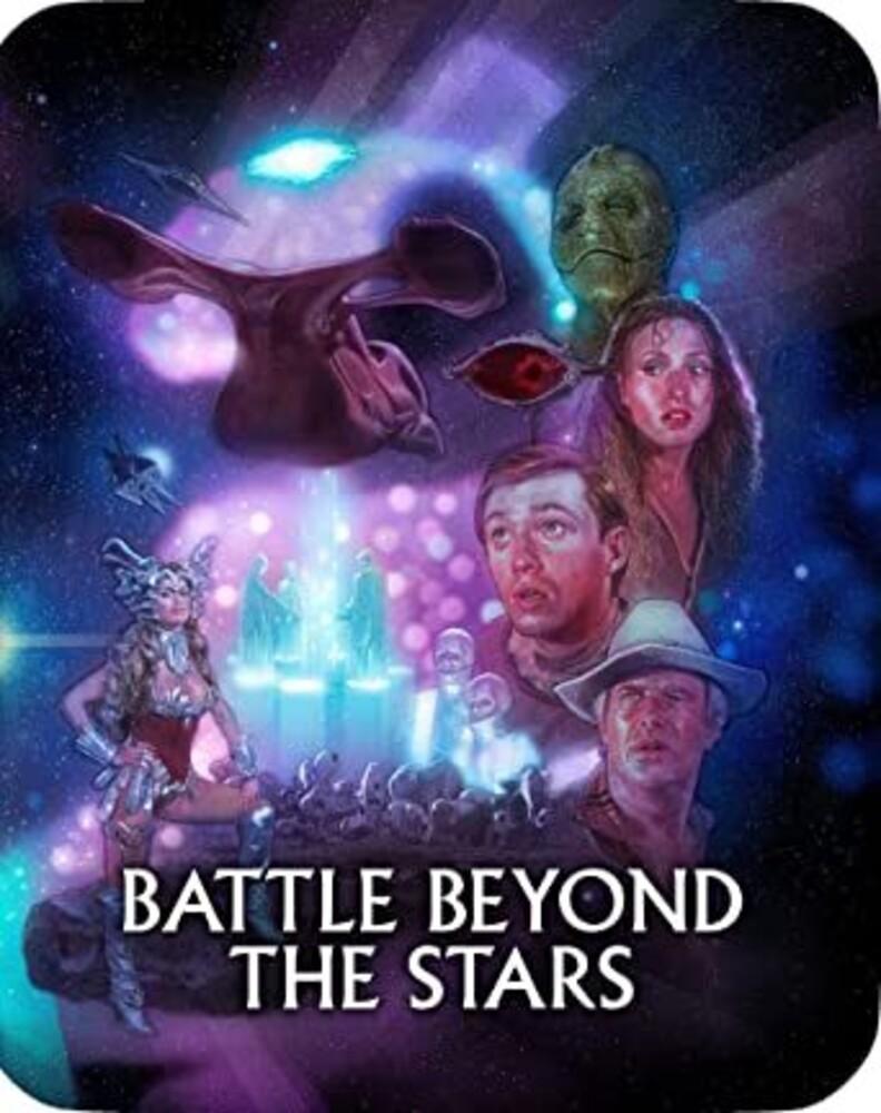 - Battle Beyond The Stars / (Ltd Stbk)