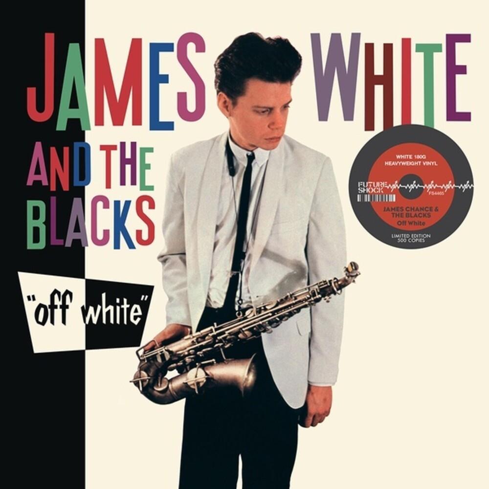 James White  & The Blacks - Off White [Colored Vinyl] (Wht) (Uk)