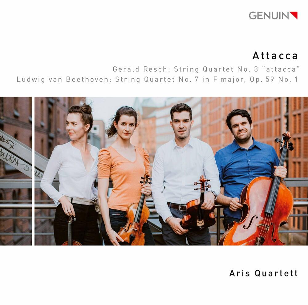Beethoven / Aris Quartett - Attacca