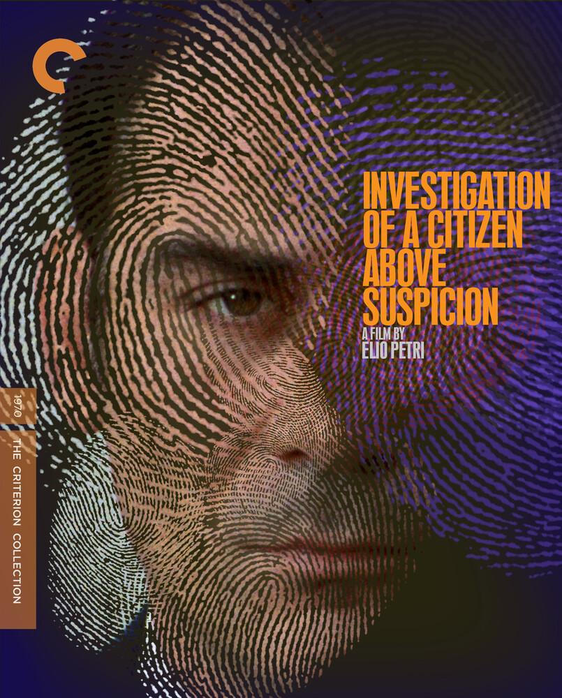 - Investigation Of A Citizen Above Suspicion Bd/Dvd