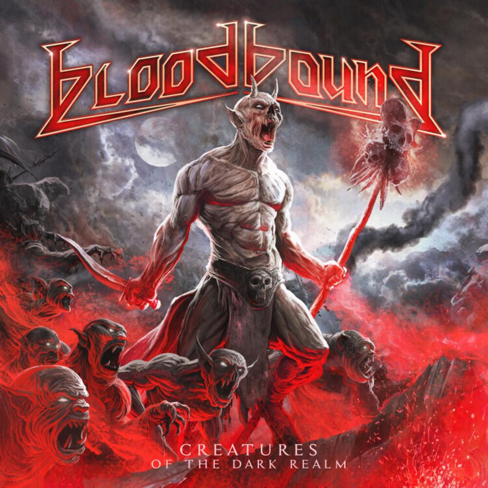Bloodbound - Creatures Of The Dark Realm (Cd+Dvd) (W/Dvd)