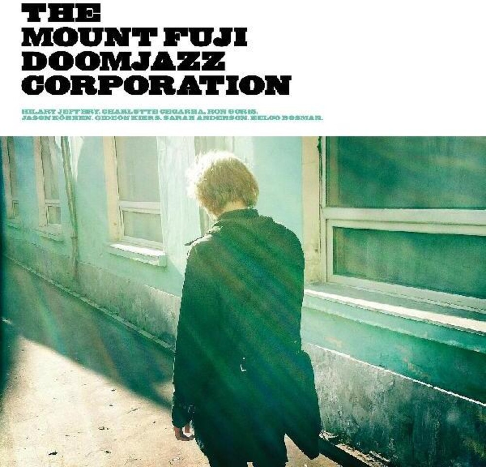 Mount Fuji Doomjazz Corporation - Egor [Colored Vinyl] [180 Gram] (Trq) [Download Included]