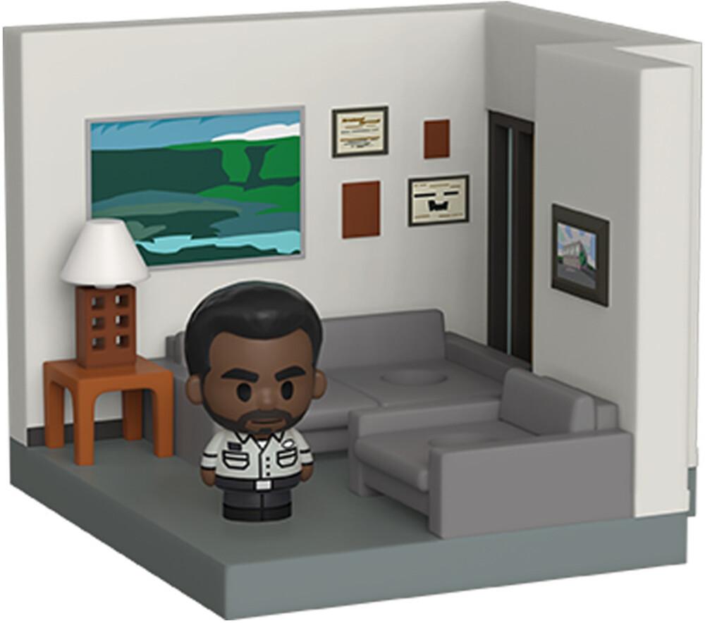 Funko Mini Moments: - The Office- Darryl (Vfig)