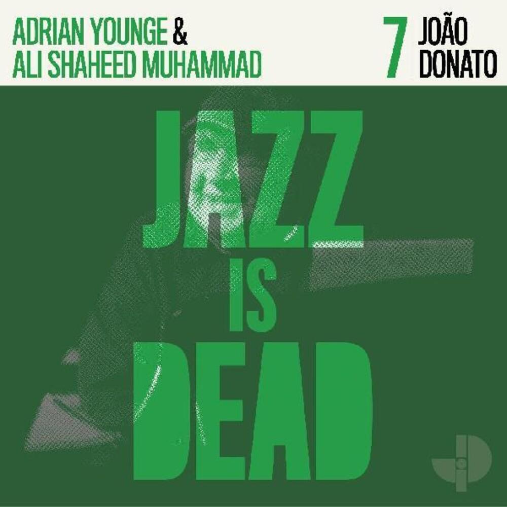 Joao Donato  / Younge,Adrian / Muhammad,Shaheed Ali - Joao Donato Jid007