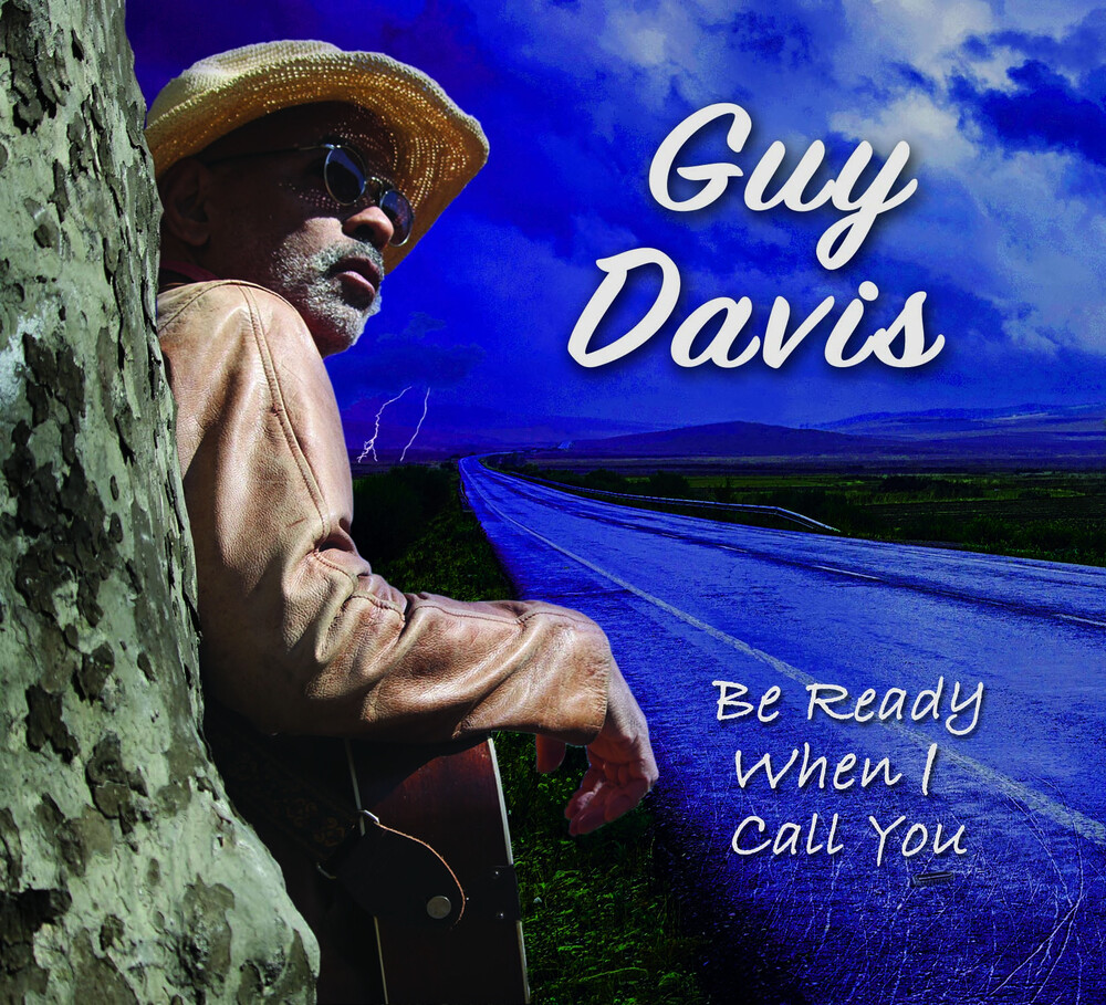 Guy Davis - Be Ready When I Call You
