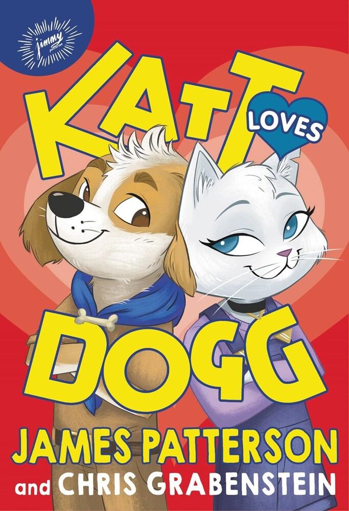 James Patterson  / Grabenstein,Chris - Katt Loves Dogg (Hcvr) (Ser)