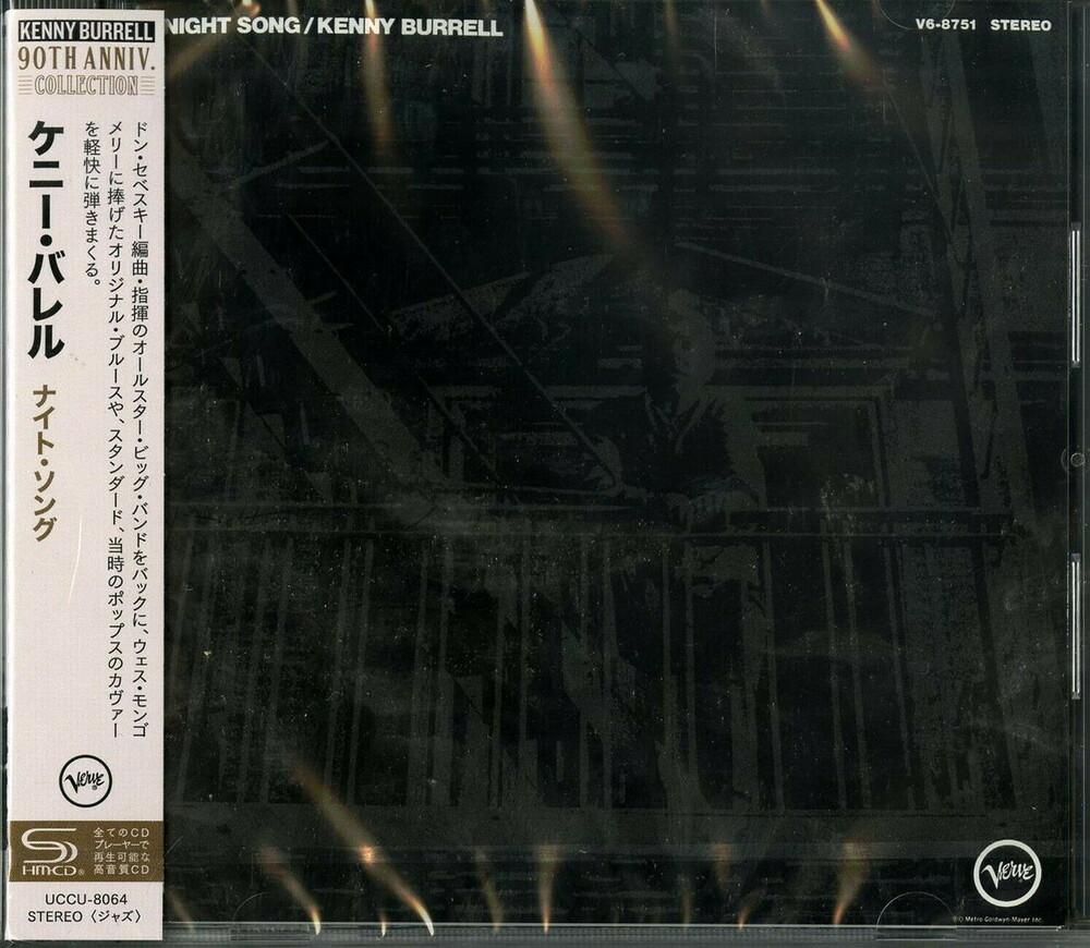 - Night Song (SHM-CD)