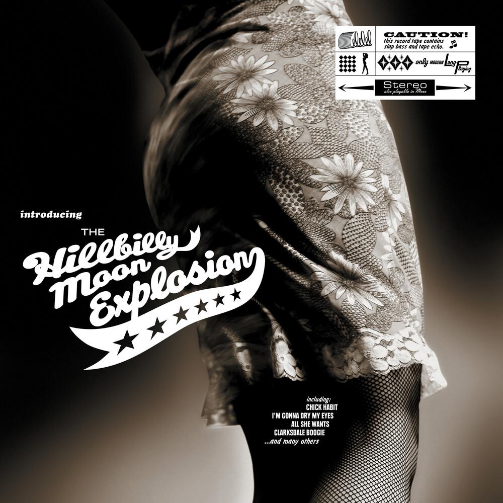 Hillbilly Moon Explosion - Introducing The Hillbilly Moon Explosion [Digipak]