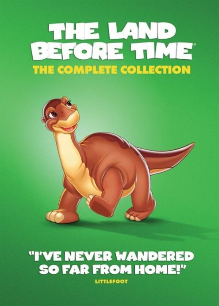- Land Before Time: The Complete Collection (8pc)