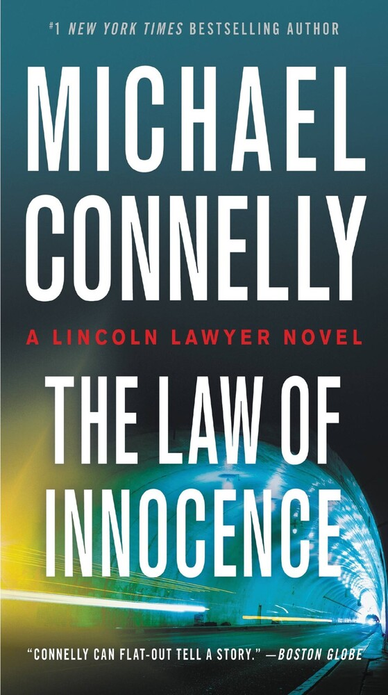 Michael Connelly - Law Of Innocence (Msmk) (Ser)