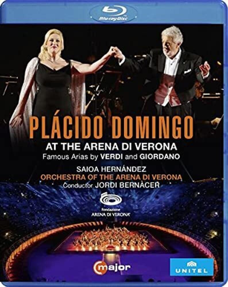 - Placido Domingo Arena Di Veron