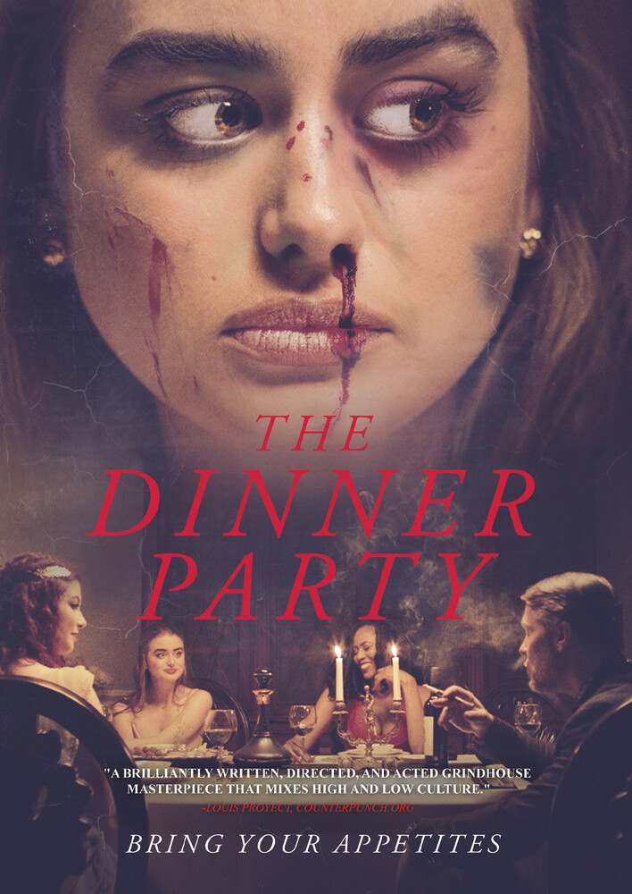 - THE DINNER PARTY