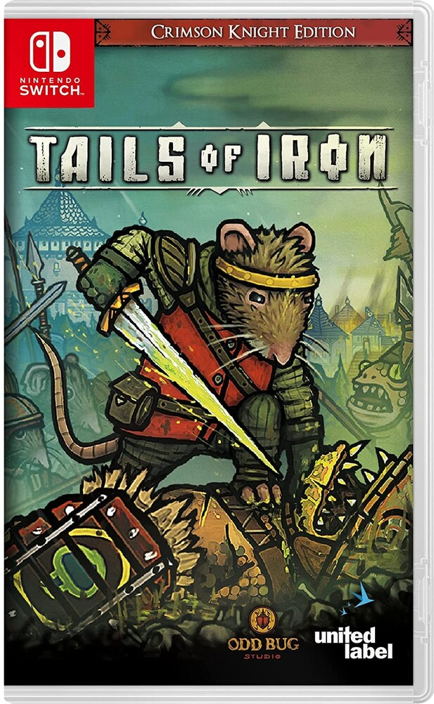 Swi Tails of Iron - Swi Tails Of Iron