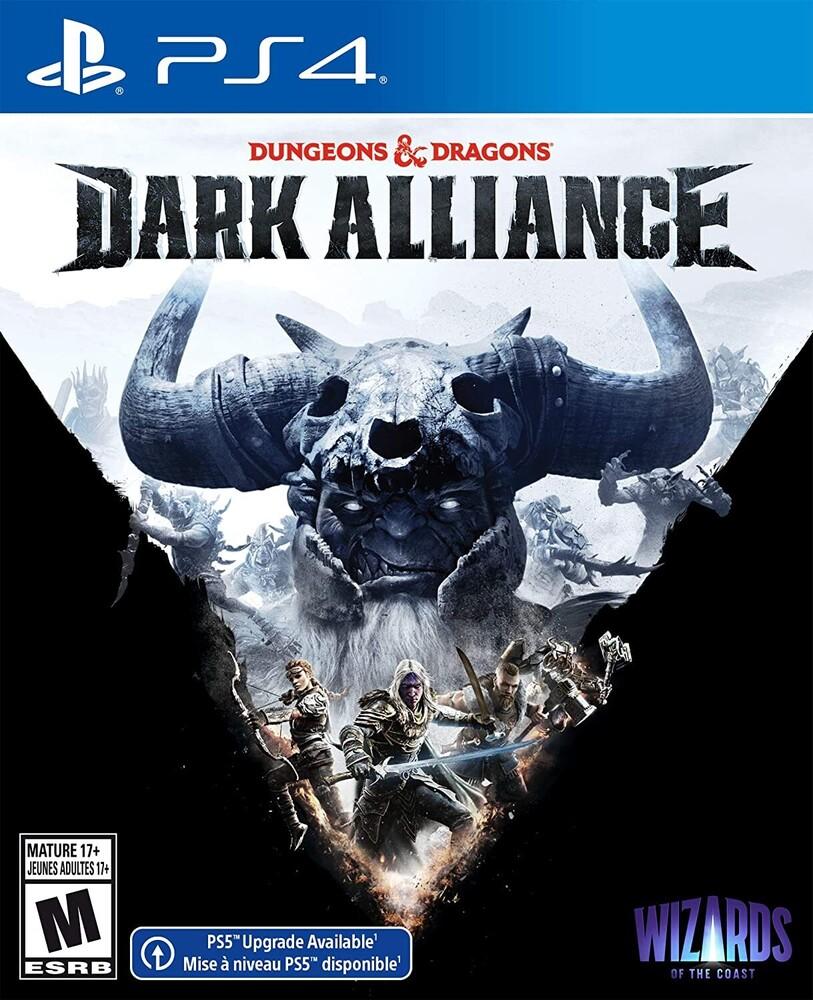 Ps4 Dungeons & Dragons Dark Alliance - Ps4 Dungeons & Dragons Dark Alliance