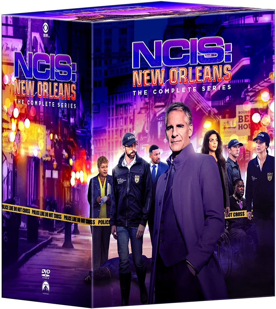 - Ncis: New Orleans: Complete Series (39pc) / (Box)