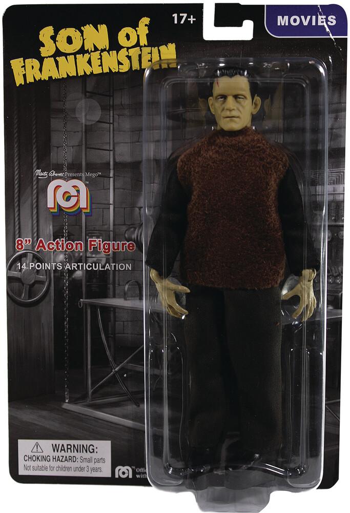 - Mego Horror Son Of Frankenstein 8in Af (Afig)