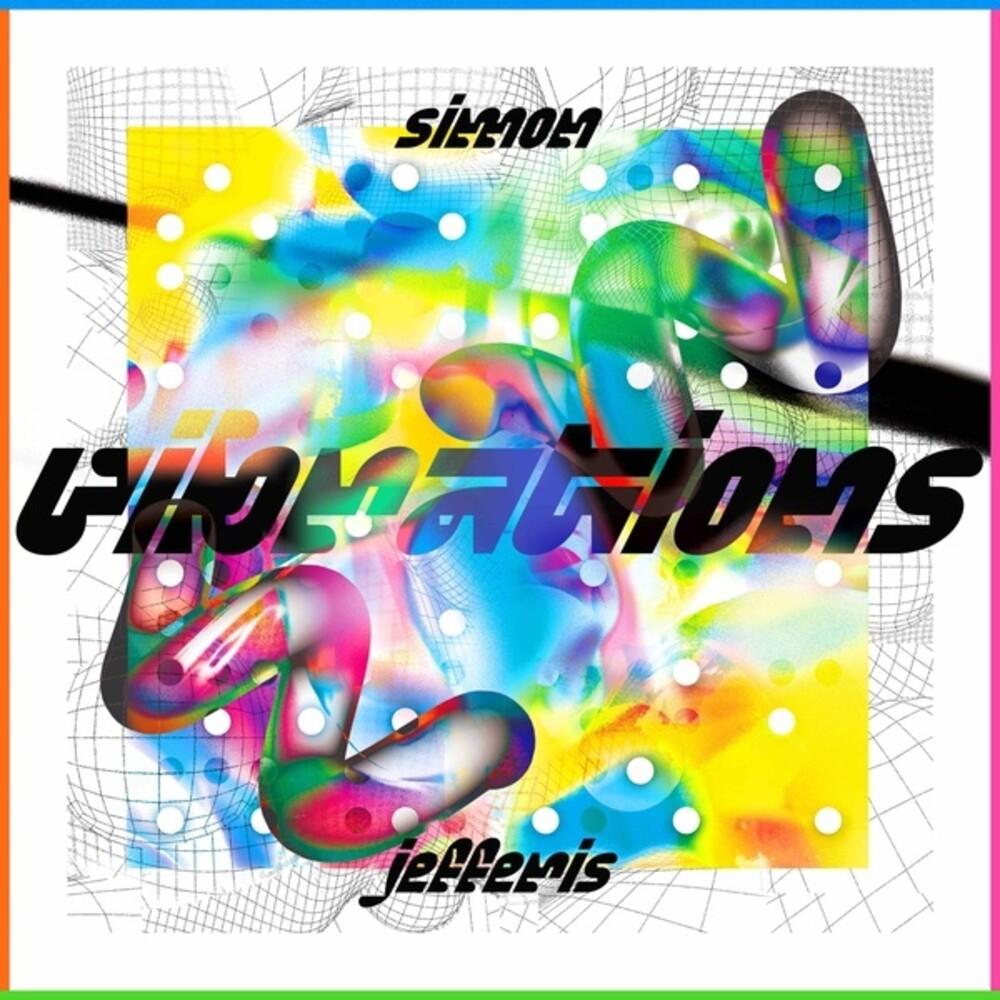 Simon Jefferis - Vibrations (Aus)