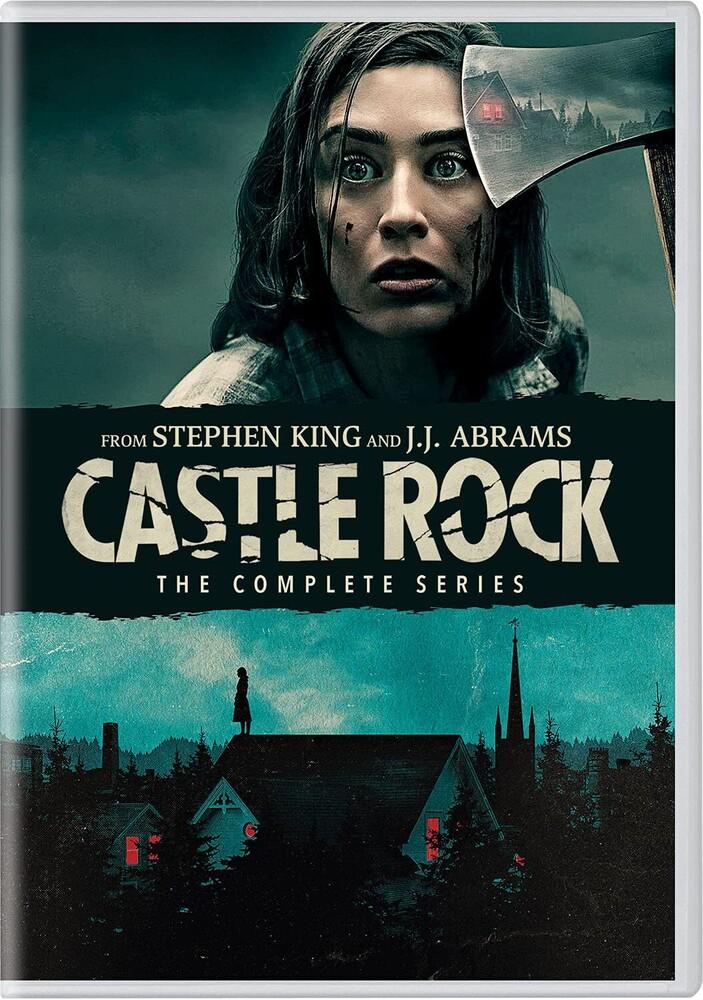 Castle Rock: Complete Series - Castle Rock: Complete Series (6pc) / (Box)