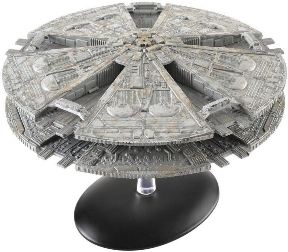 BATTLESTAR GALACTICA - Battlestar Galactica - Baseship (Tos) (Clcb) (Fig)