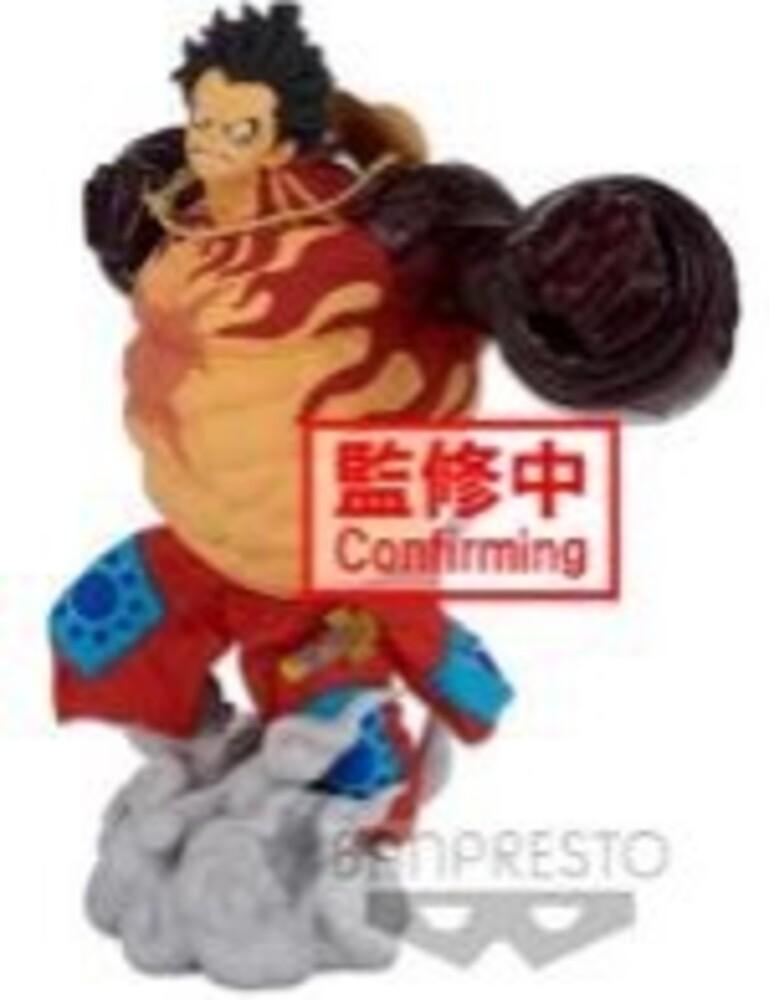 - One Piece Banpresto Wfc3 Monkey.D.Luffy Gear4 The
