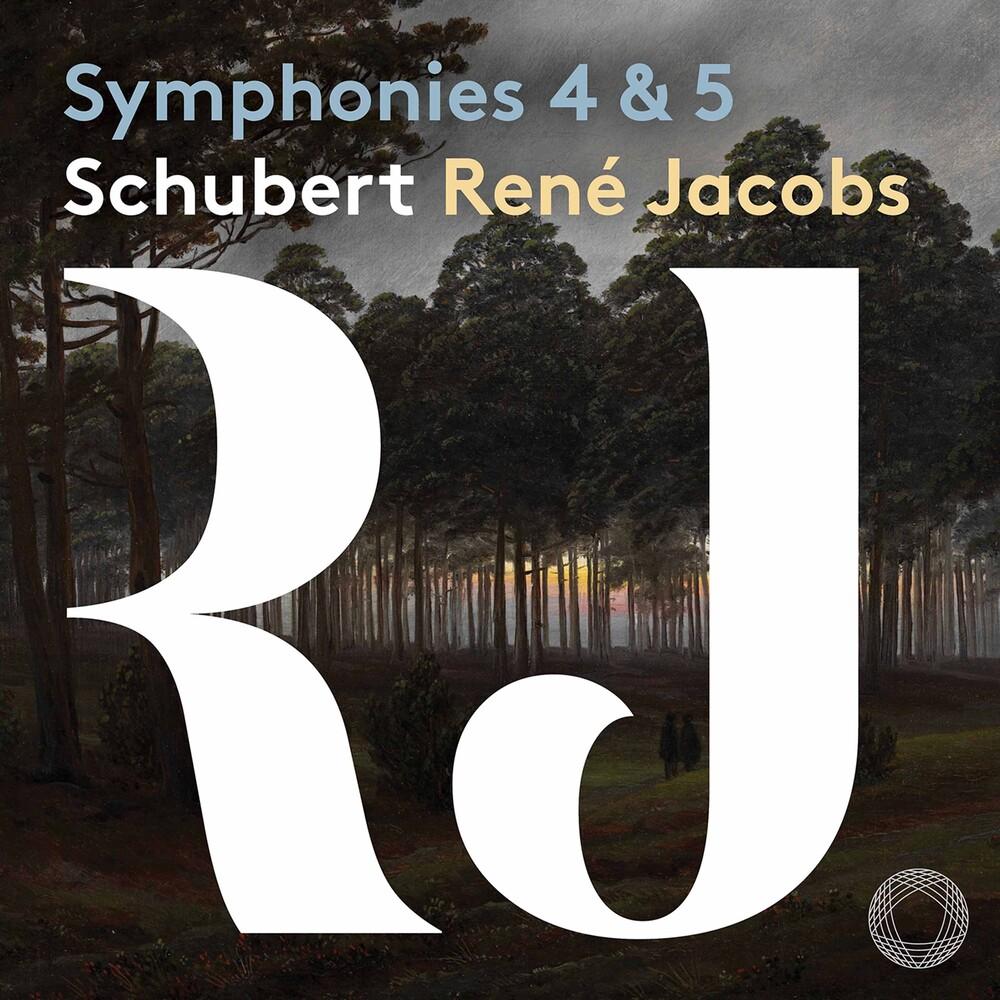 Schubert / B'Rock Orchestra - Symphonies 4 & 5