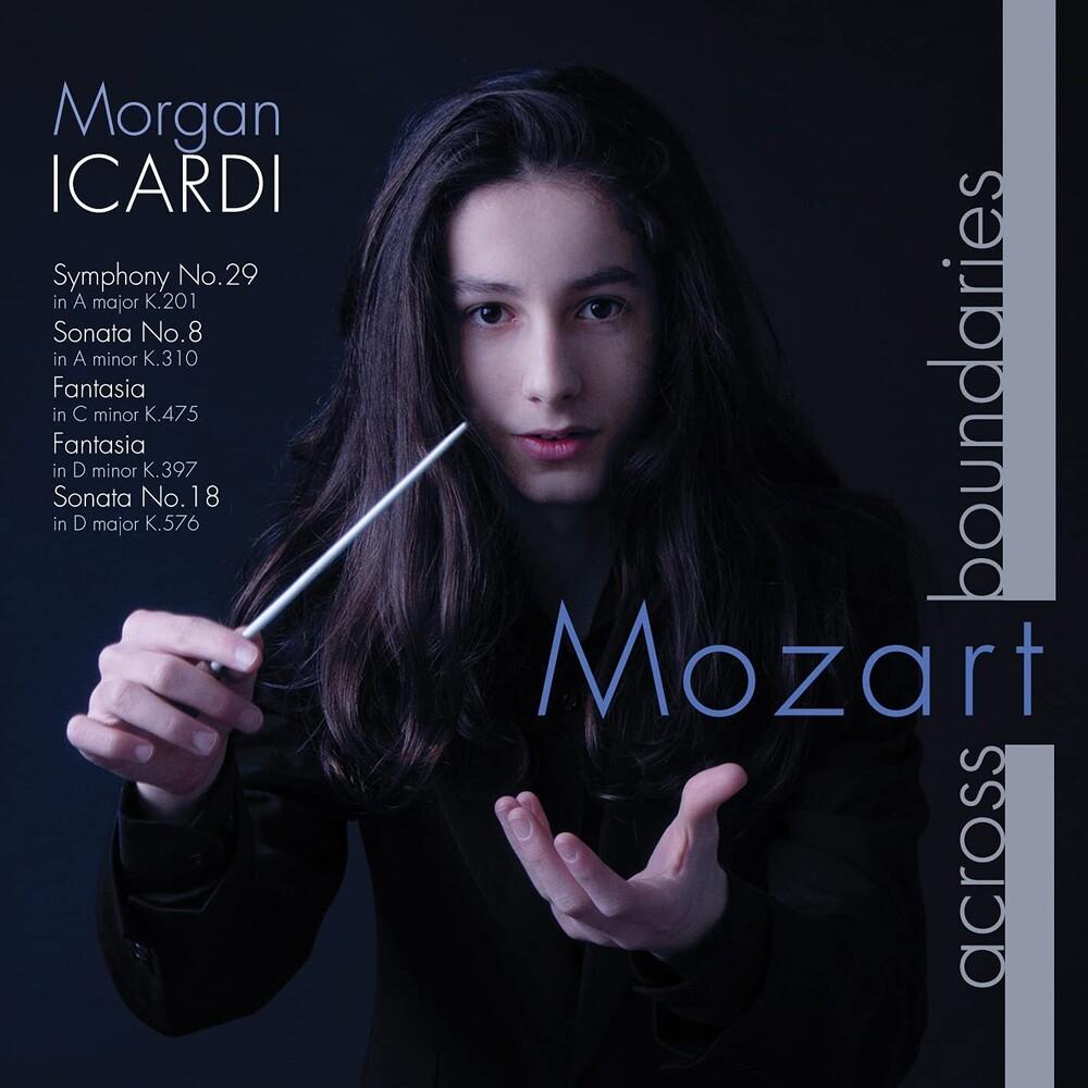 Mozart / Icardi - Mozart Across Boundaries (2pc) (W/Cd) / (2pk)