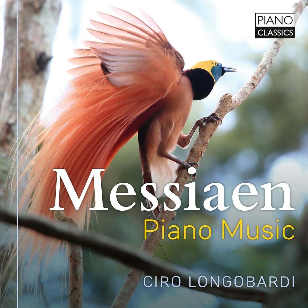 Messiaen / Longobardi - Piano Music (2pk)