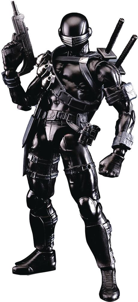 Flame Toys - G.I. Joe - Snake Eyes, Flame Toys Furai Model