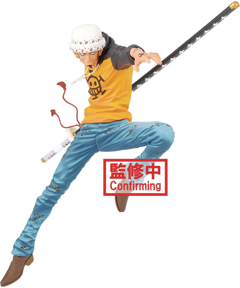 Banpresto - One Piece Maximatic The Traflagar Law I Figure