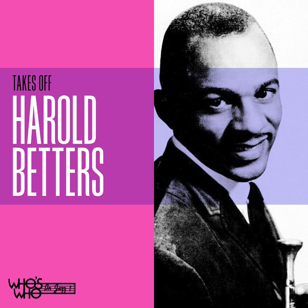 Betters, Harold - Takes Off