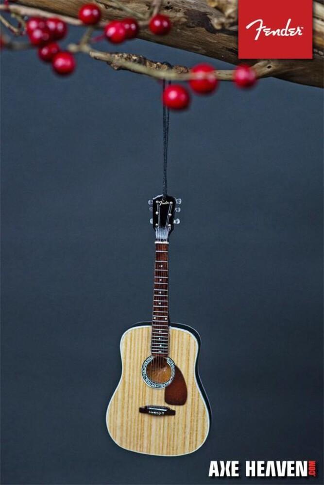 Fender Pd-1 Dreadnought 6 Inch Guitar Ornament - Fender Pd-1 Dreadnought 6 Inch Guitar Ornament