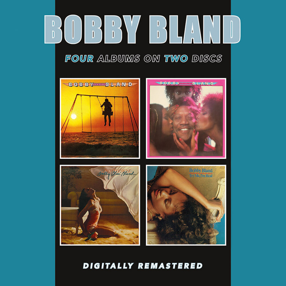 Bobby Bland - Come Fly With Me / I Feel Good I Feel Fine / Sweet