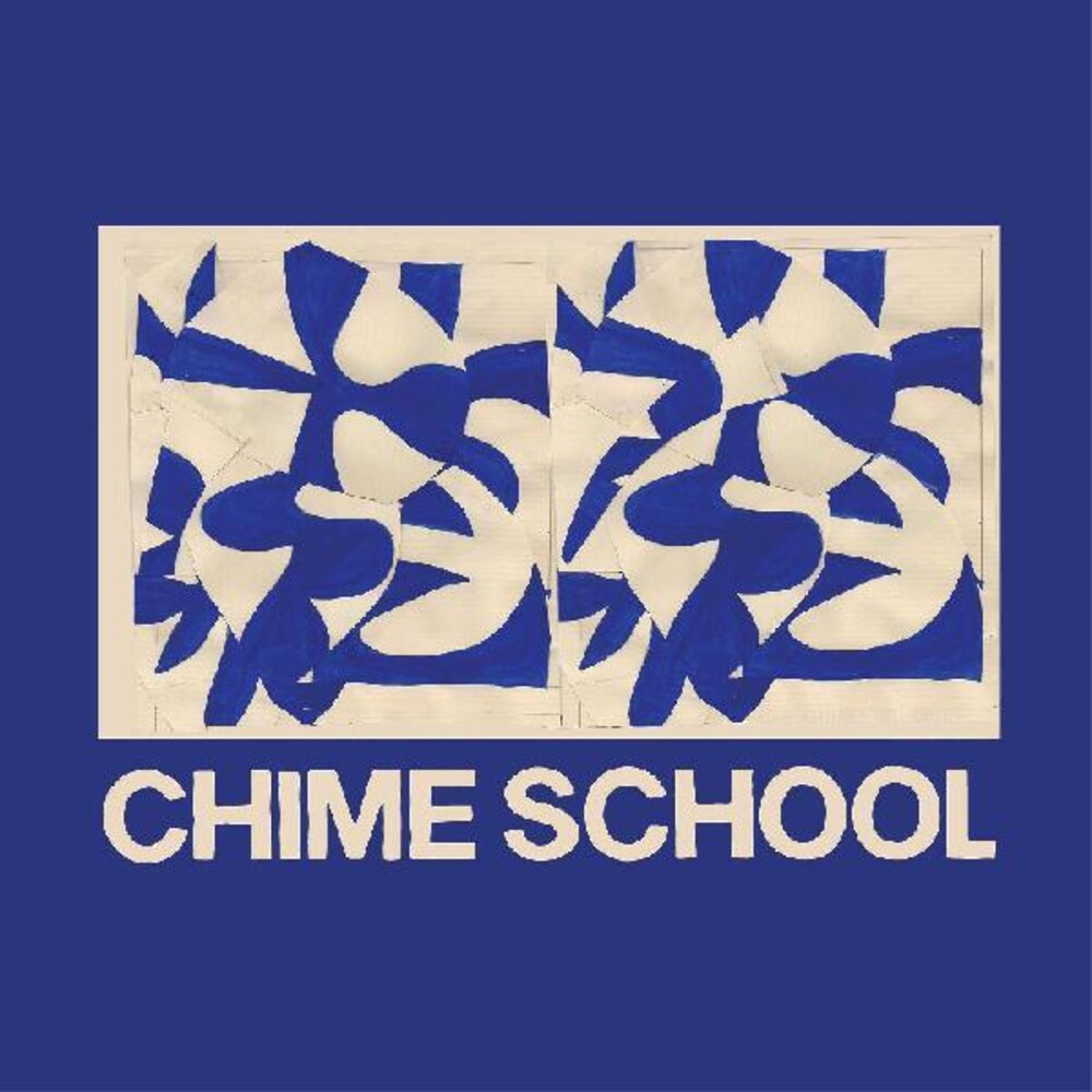 Chime School - Chime School (Blue) [Colored Vinyl] [Download Included]