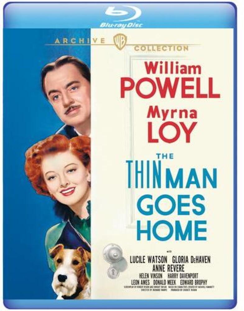 Thin Man Goes Home - Thin Man Goes Home