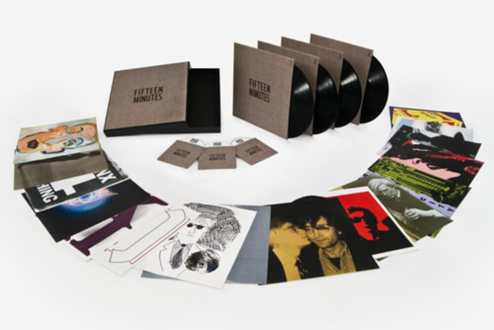 Fifteen MinutesHomage To Andy Warhol - Fifteen Minutes / Various (W/Cd) [Limited Edition] (Box)