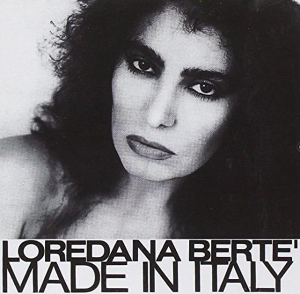 Loredana Berte - Made In Italy [Remastered] (Ita)