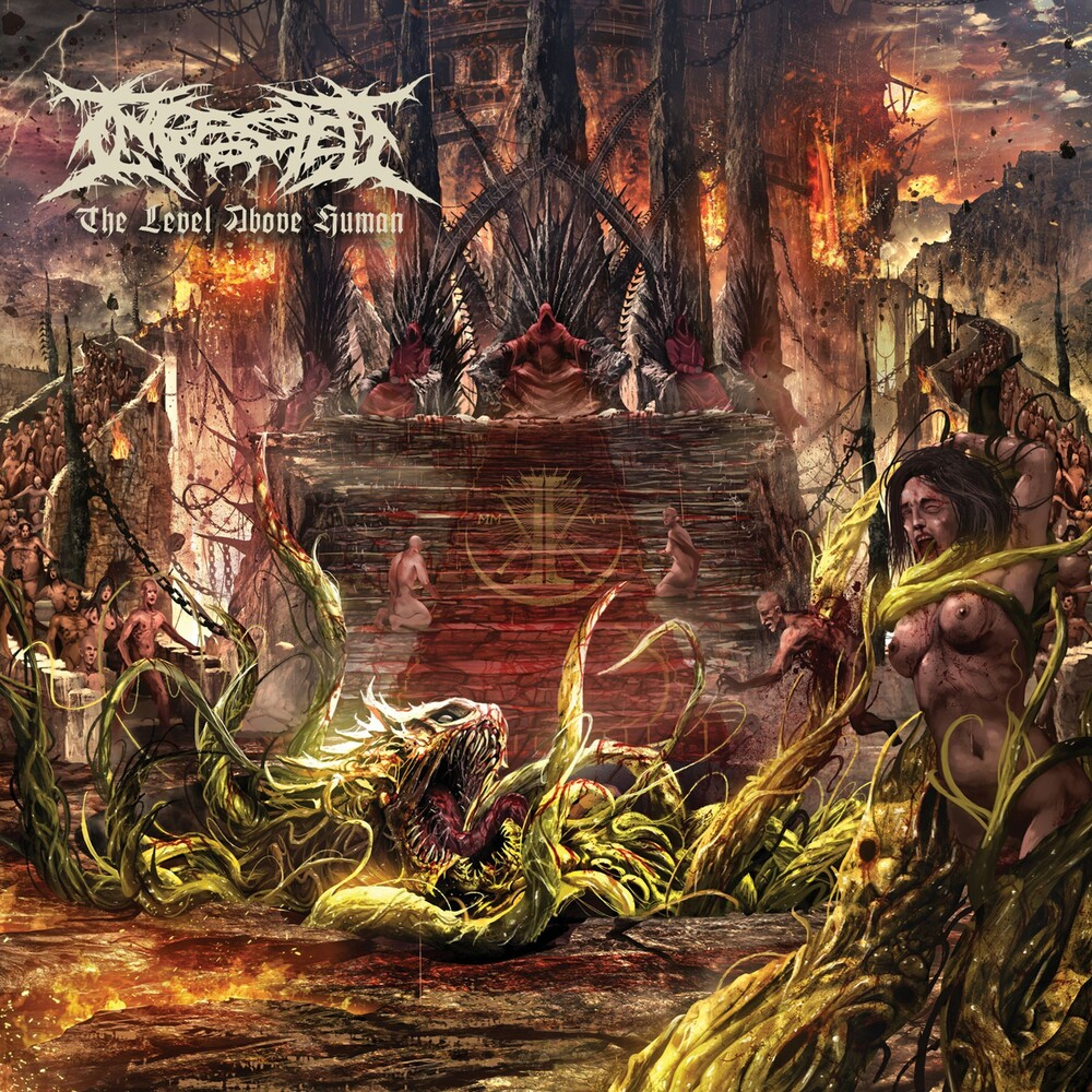 Ingested - The Level Above Human [LP]
