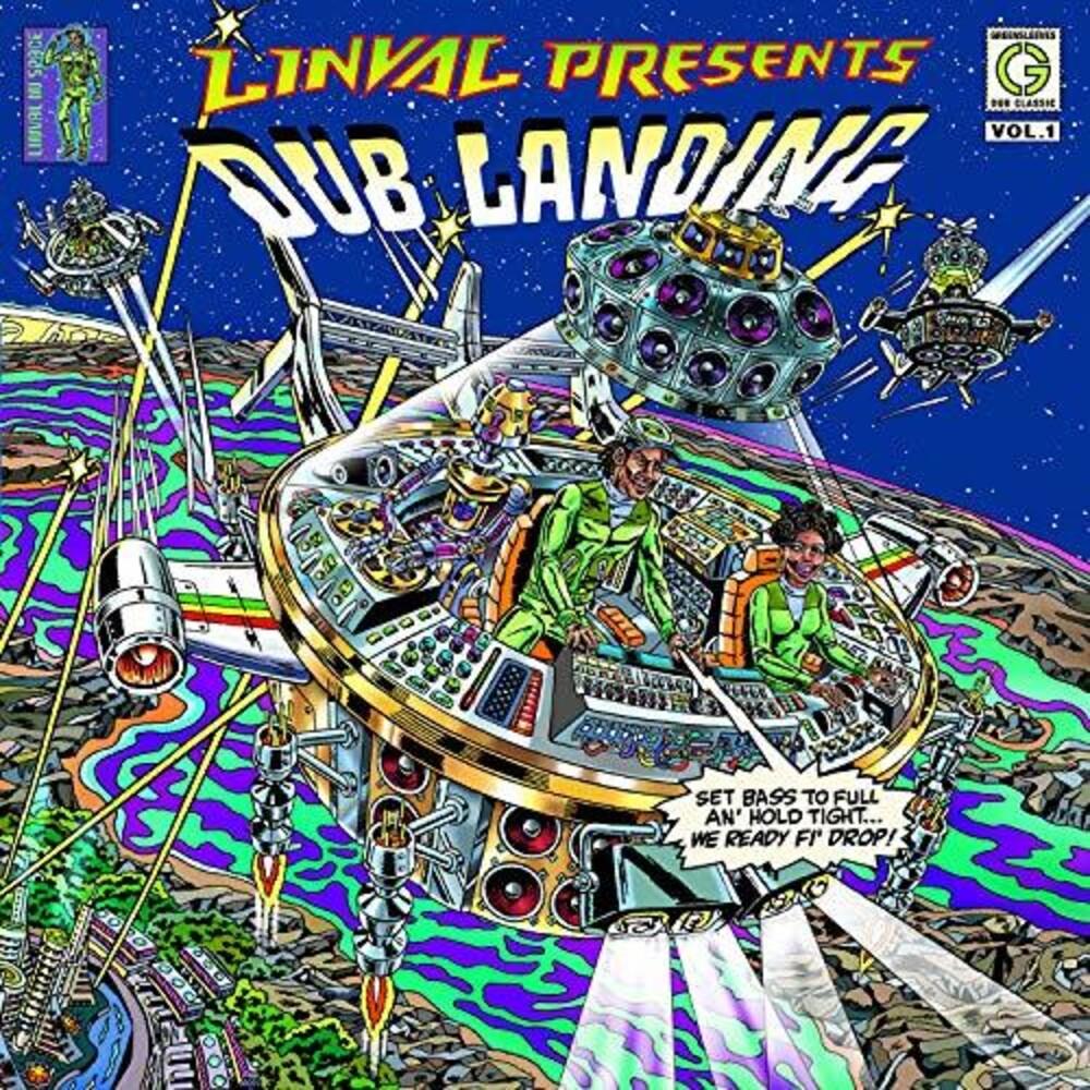 Linval Thompson - Linval Thompson Presents: Dub Landing 1