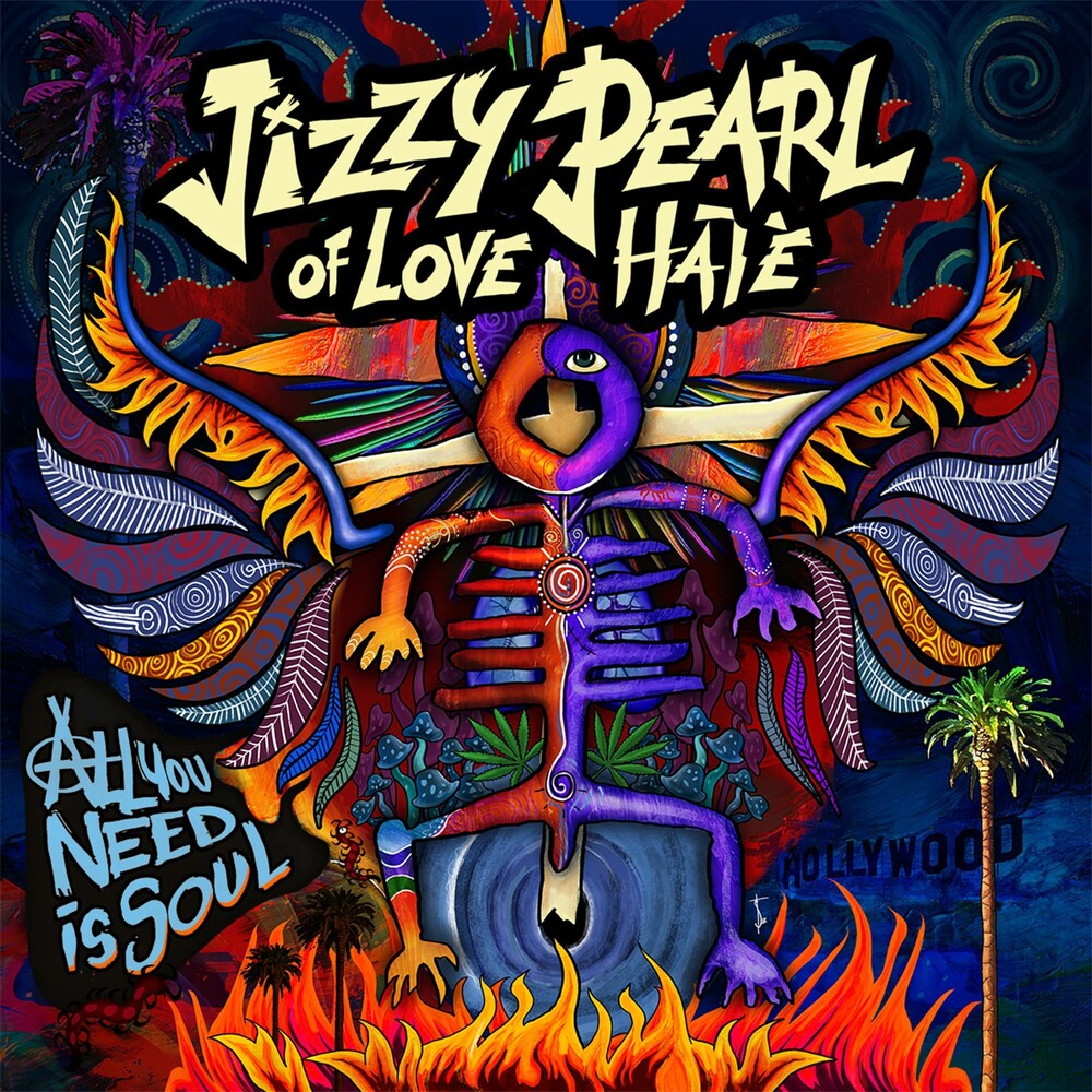 Jizzy Pearl - All You Need Is Soul [LP]