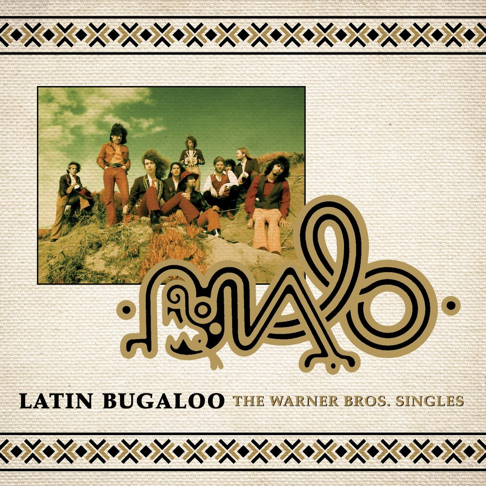 Malo - Latin Bugaloo: The Warner Bros. Singles