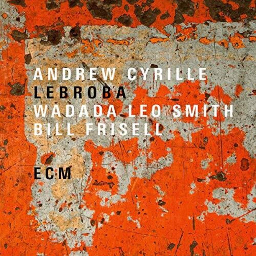 Andrew Cyrille/Wadada Leo Smith/Bill Frisell - Lebroba [LP]
