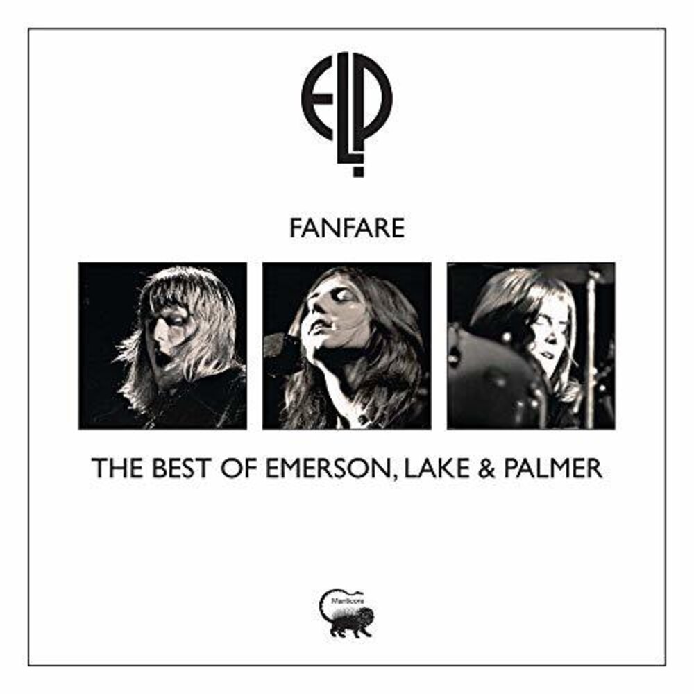 Emerson, Lake & Palmer - Fanfare - The Best Of Emerson, Lake & Palmer
