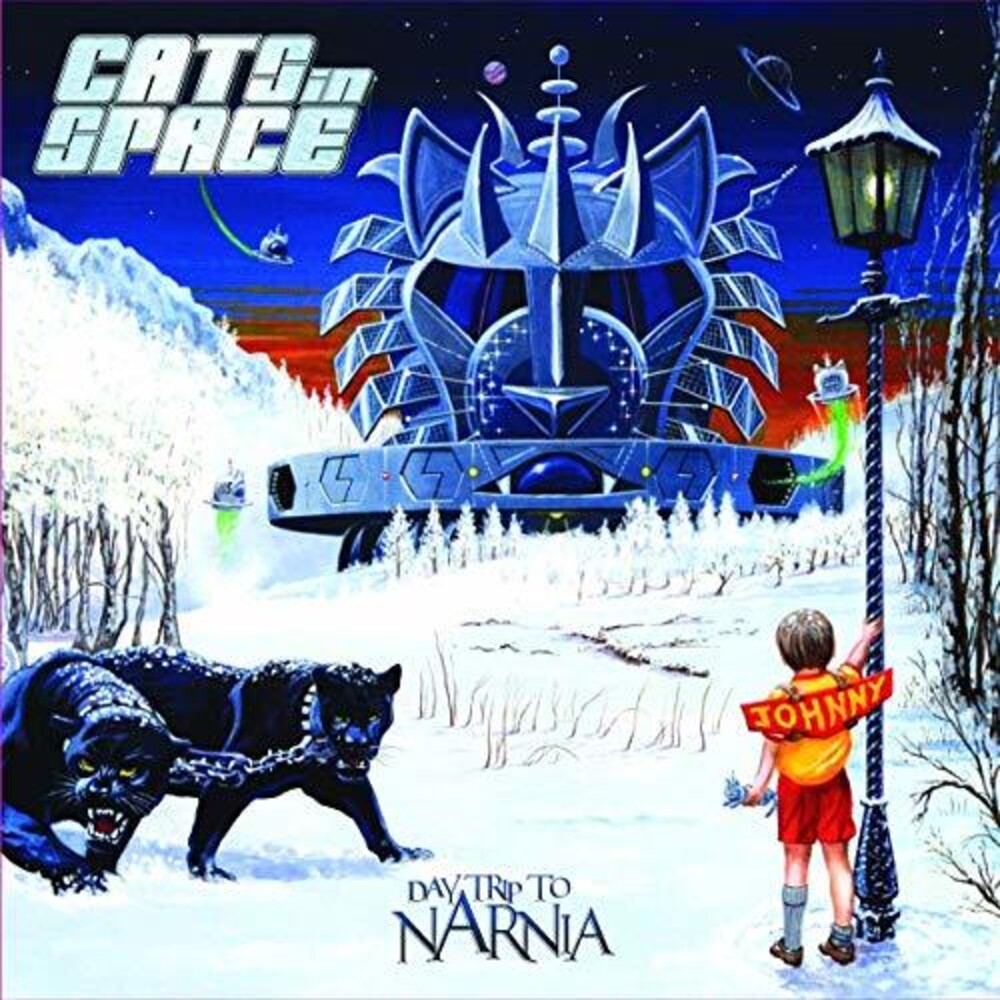 Cats in Space - Day Trip To Narnia [Colored Vinyl] (Uk)