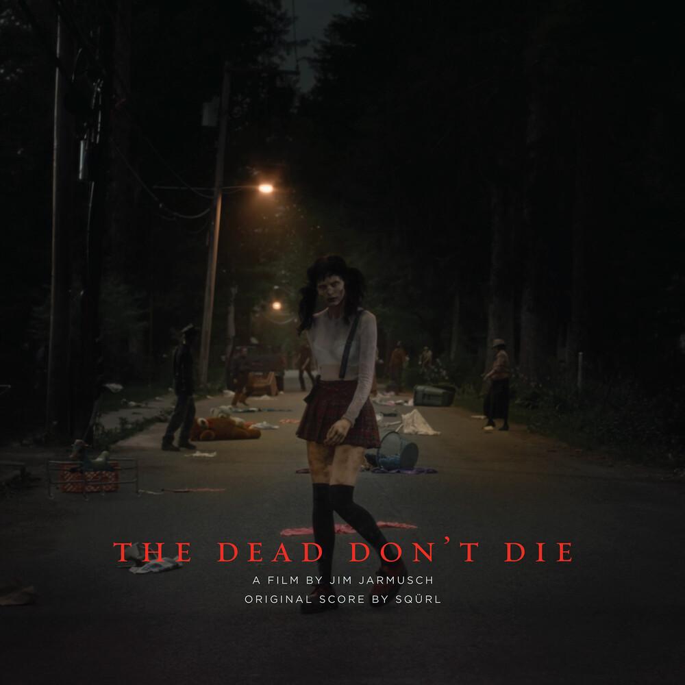 SQURL - The Dead Don't Die [Soundtrack LP]