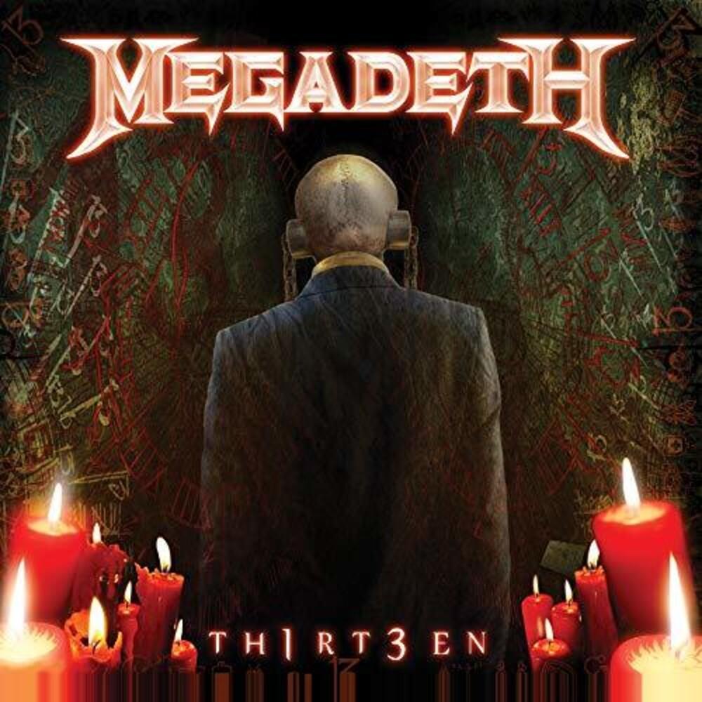 Megadeth - Th1rt3en (2019 Reissue) [Reissue]