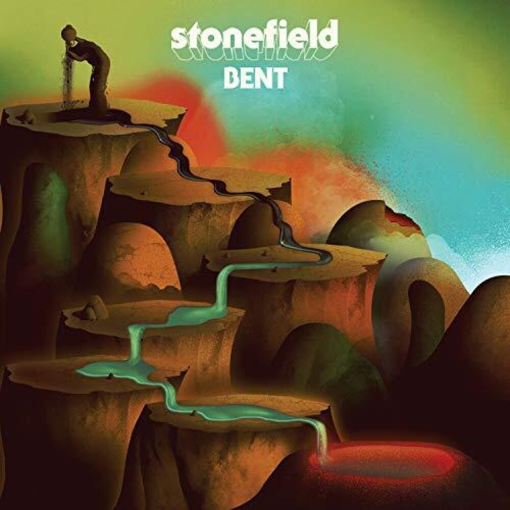 Stonefield - Bent [Red LP]